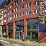 Eingang Lebenshilfe Landesverband Hamburg Geschäftsstelle