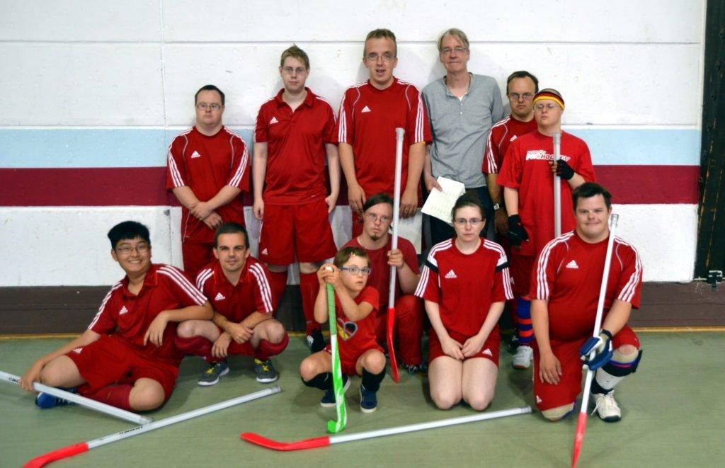 Hockey-Mannschaft