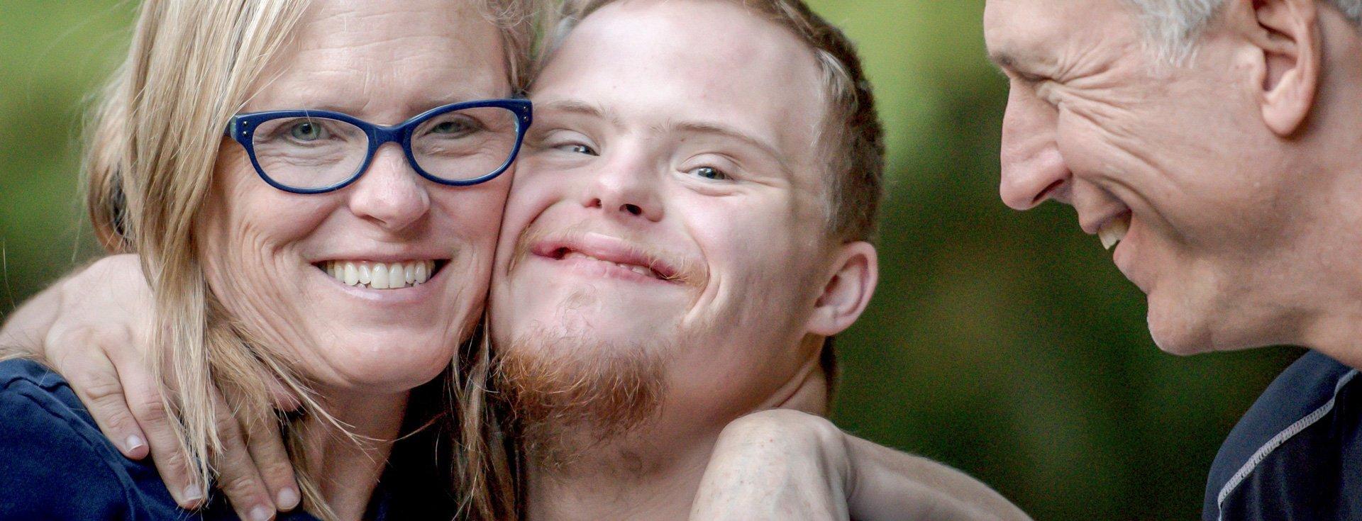 Die Lebenshilfe für Menschen mit geistiger Behinderung wurde 1960 von Eltern behinderter Kinder als Verein zur Selbsthilfe in Hamburg gegründet