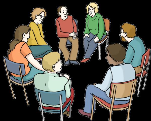 Gesprächsrunde