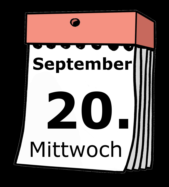 Datum: 20. September