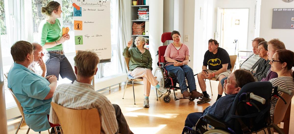 Gruppen und Kurse der Lebenshilfe Hamburg