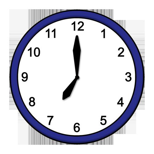 7 Uhr
