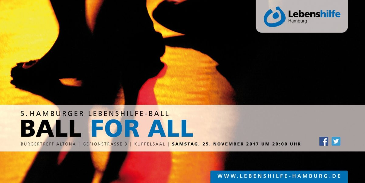 Ball For All am 25.11.2017