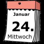 Datum: 24. Januar