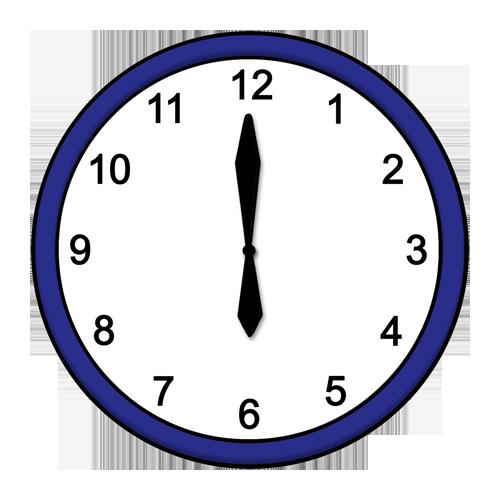 6 Uhr