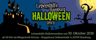 Flyer Halloween-Disco