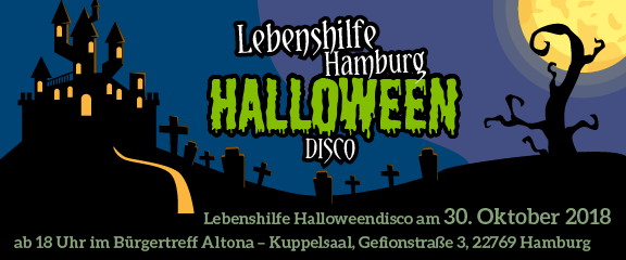 Flyer Halloween-Disco