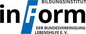 Logo: Bildungsinstitut inForm