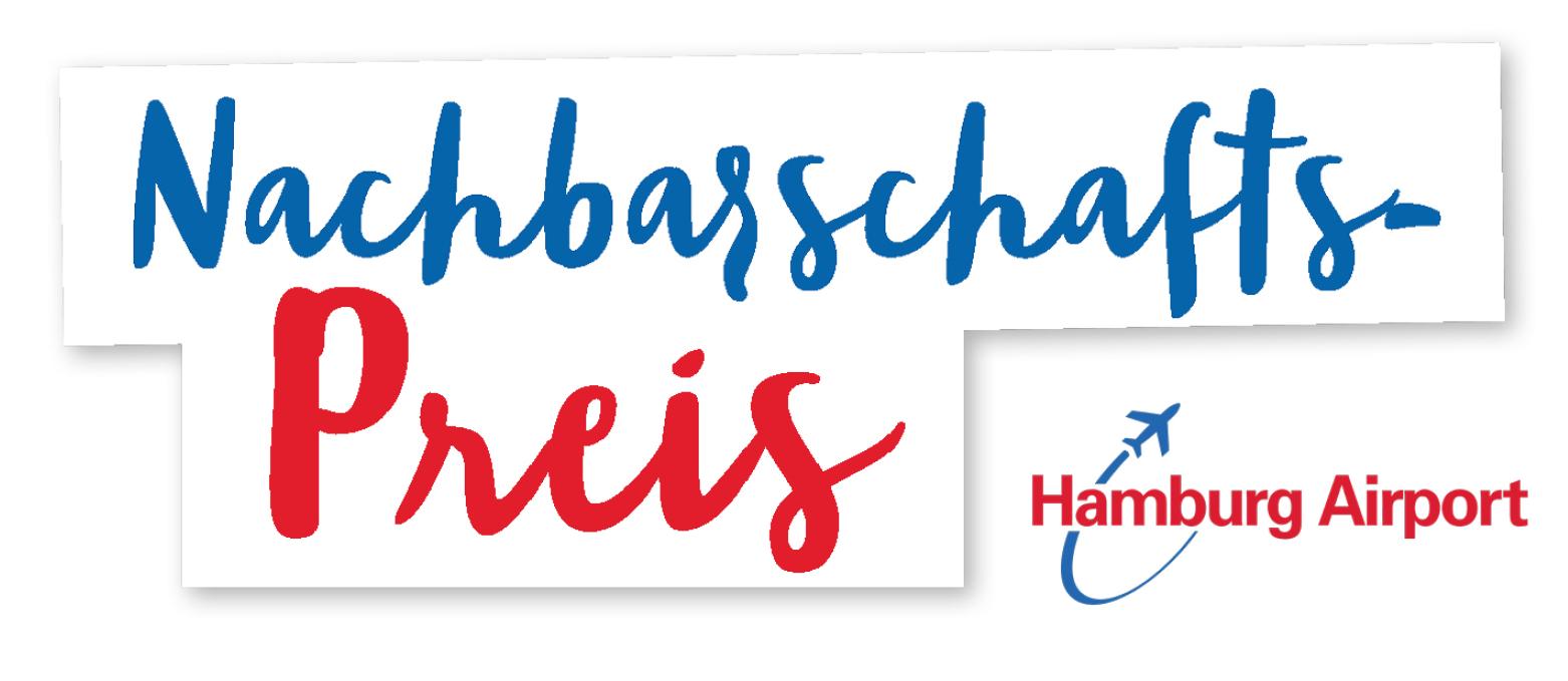 Logo Nachbarschaftspreis Hamburg Airport