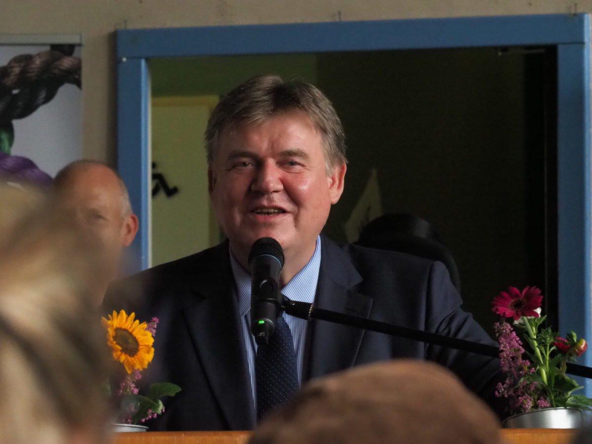 Staatsrat Rainer Schulz