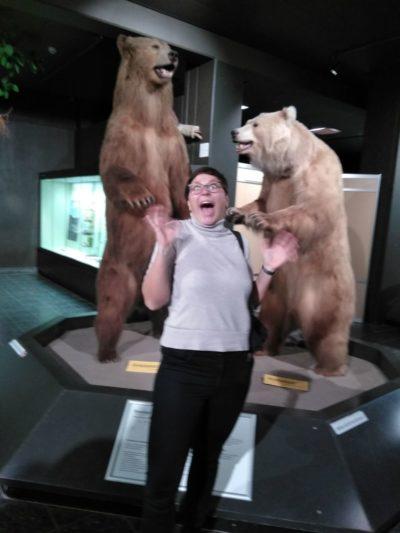 Ausflug ins zoologische Museum