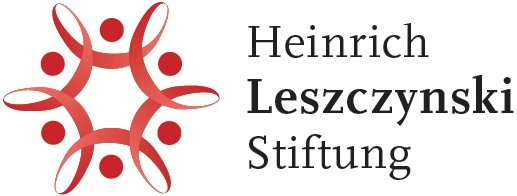 Logo Heinrich-Leszczynski-Stiftung